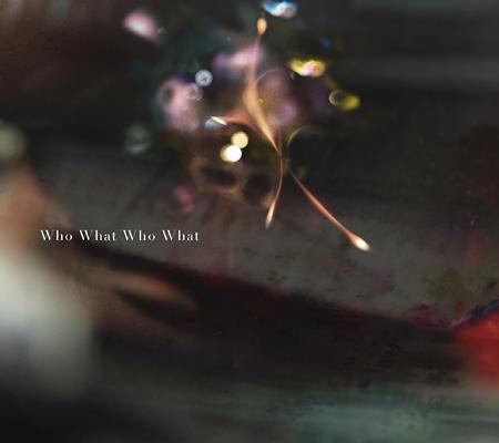 凛として時雨『Who What Who What』ジャケット