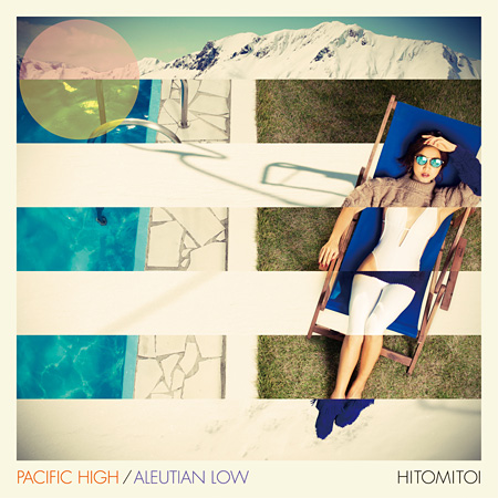 一十三十一『Pacific High / Aleutian Low』ジャケット