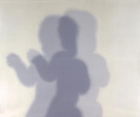 高松次郎『No.273(影)』1969年 東京国立近代美術館蔵 ©The Estate of Jiro Takamatsu, Courtesy of Yumiko Chiba Associates