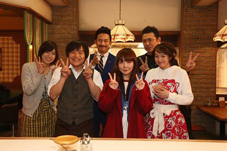 aikoと『素敵な選TAXI』出演者