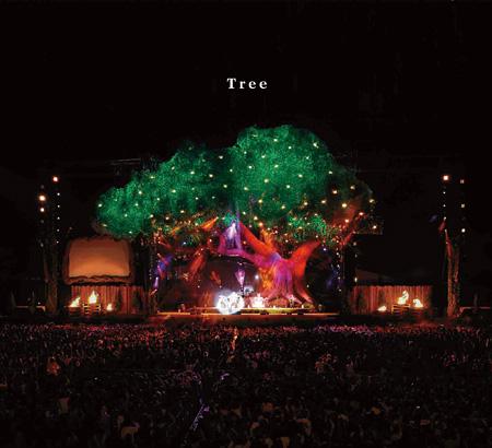 SEKAI NO OWARI『Tree』初回限定盤ジャケット