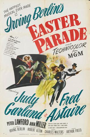 『イースター・パレード』ポスター