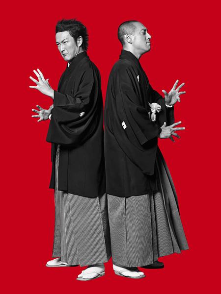 『六本木歌舞伎「地球投五郎宇宙荒事」』 メインビジュアル photographed by LESLIE KEE