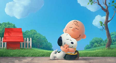 『I LOVE スヌーピー THE PEANUTS MOVIE』 ©2015 Twentieth Century Fox Film Corporation. All Rights Reserved. ©2014 Peanuts Worldwide LLC
