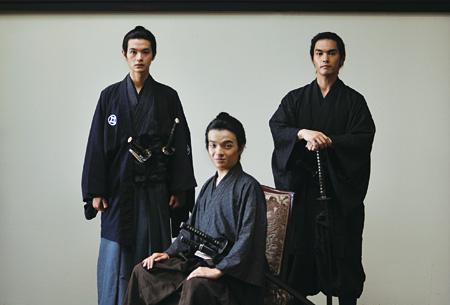 『合葬』 ©2015 杉浦日向子・MS.HS/「合葬」製作委員会