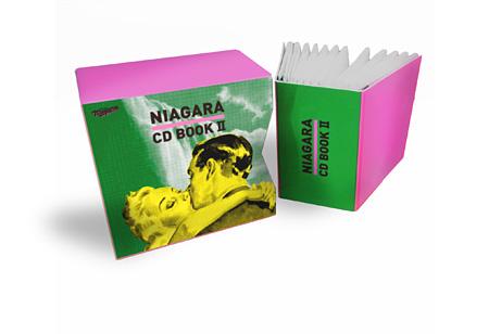 大滝詠一『NIAGARA CD BOOKⅡ』イメージビジュアル