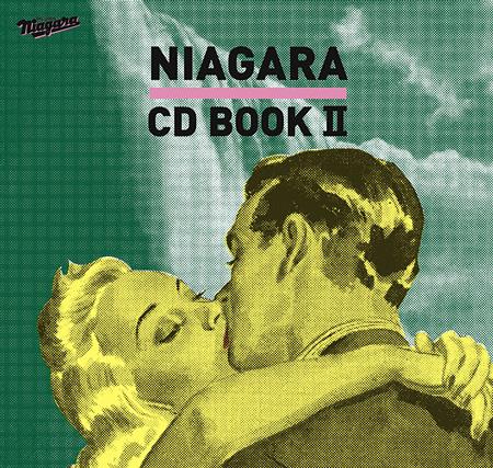 大滝詠一『NIAGARA CD BOOKⅡ』ジャケット