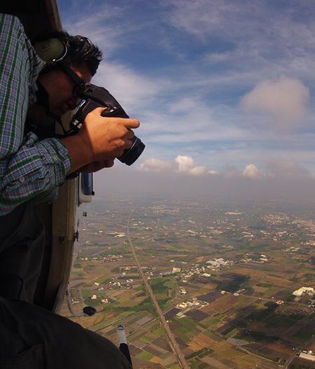 『天空からの招待状』 ©Taiwan Aerial Imaging, Inc.