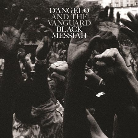D'Angelo『Black Messiah』ジャケット