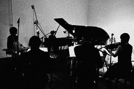 haruka nakamura PIANO ENSEMBLE 写真:Takashi Yatoo