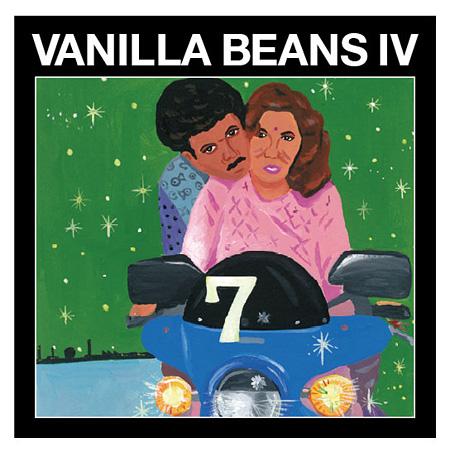 バニラビーンズ『バニラビーンズIV』初回限定盤ジャケット