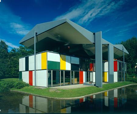 ル・コルビュジエ 『ル・コルビュジエ・センター』1967竣工 FLC