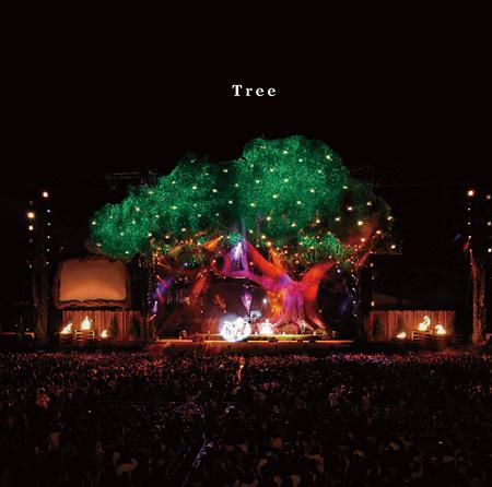 SEKAI NO OWARI『Tree』通常盤ジャケット