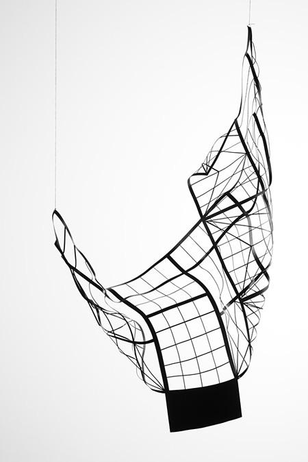 『Model of Gate』2014 Photo:Marcelina Sosnowska