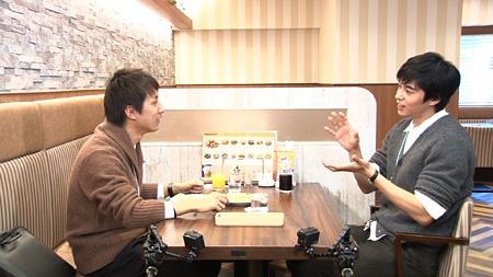 """SWITCHインタビュー 達人達(たち)『東出昌大×朝井リョウ~""""サトリ世代""""って言うな!~』より"""
