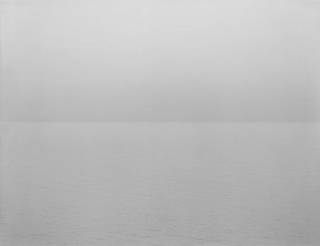 杉本博司『スペリオル湖、キャスケイド川』1995年 ゼラチン・シルバー・プリント 119.4×149.2cm Courtesy:Gallery Koyanagi