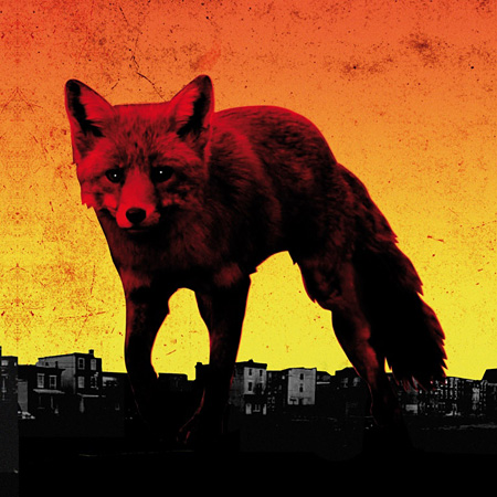 THE PRODIGY『THE DAY IS MY ENEMY』ジャケット