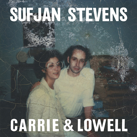 スフィアン・スティーヴンス『Carrie & Lowell』ジャケット