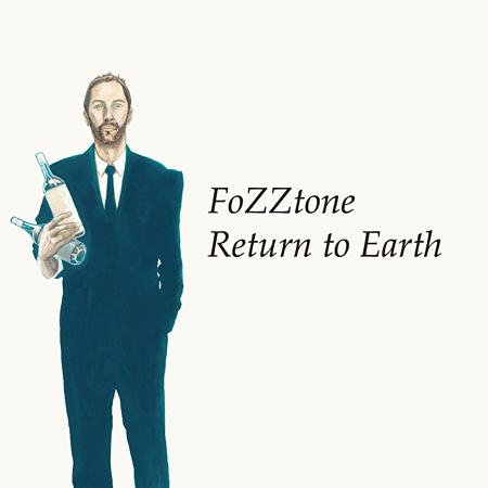 FoZZtone『Return to Earth』ジャケット