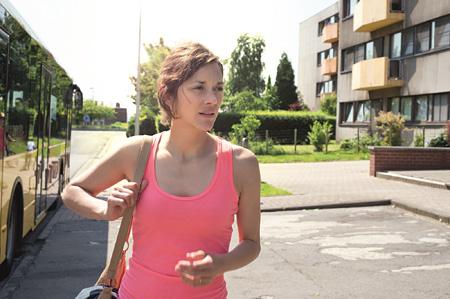 『サンドラの週末』 ©Les Films du Fleuve - Archipel 35 - Bim Distribuzione - Eyeworks - RTBF(Télévisions, belge) - France 2 Cinéma