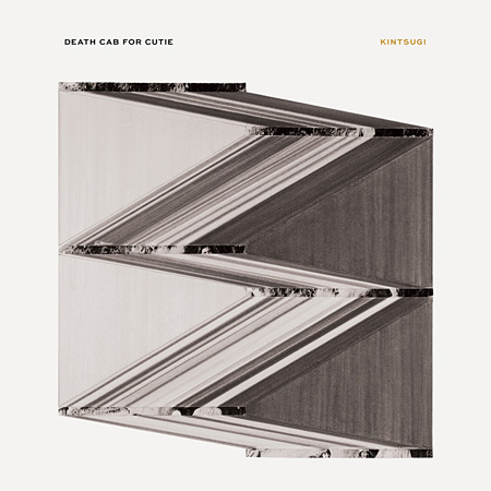 Death Cab For Cutie『KINTSUGI』ジャケット