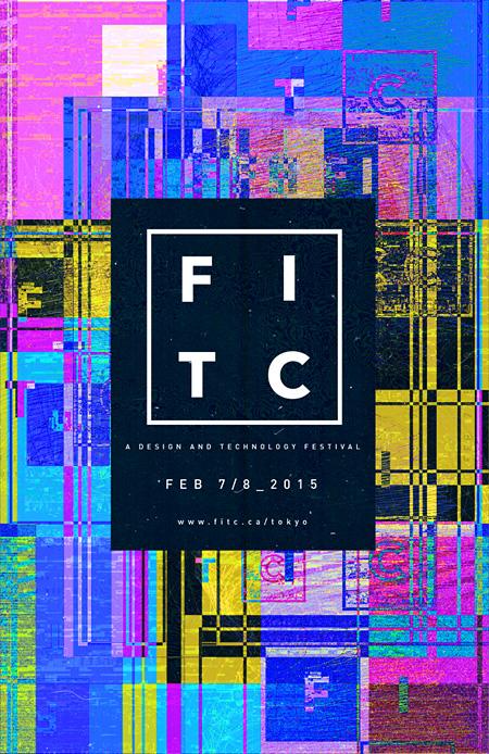 『FITC Tokyo 2015』メインビジュアル