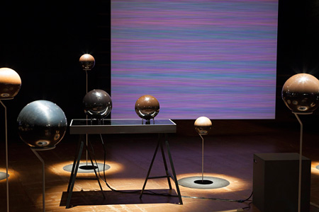 八木良太『Video Sphere』2014