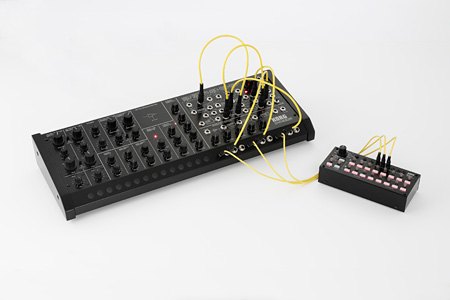 MS-20M Kit + SQ-1(MONOPHONIC SYNTHESIZER MODULE KIT)