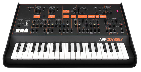 ARP ODYSSEY(DUOPHONIC SYNTHESIZER)