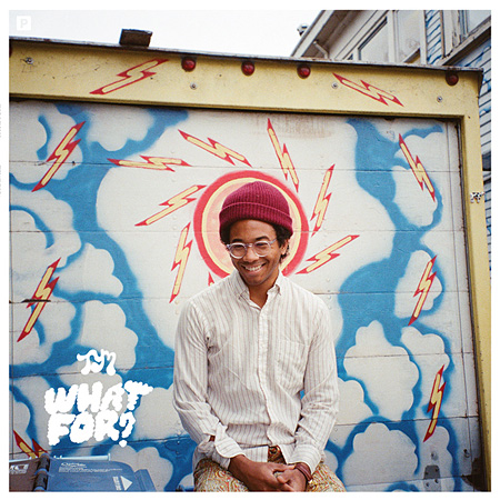 Toro Y Moi『What For』ジャケット