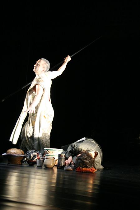 TPAMディレクション 野村政之ディレクション SCOT『トロイアの女』