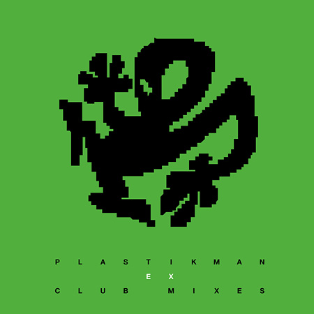 Plastikman『EX CLUB MIXES』ジャケット