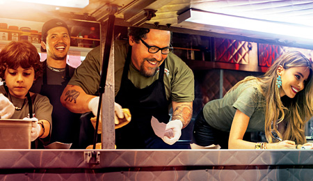 『シェフ 三ツ星フードトラック始めました』 ©2014 OPEN ROAD FILMS