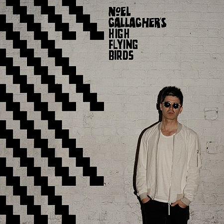 Noel Gallagher's High Flying Birds『Chasing Yesterday』初回限定日本盤ジャケット
