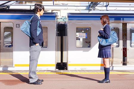『ストロボ・エッジ』 ©2015映画「ストロボ・エッジ」製作委員会 ©咲坂伊緒/集英社