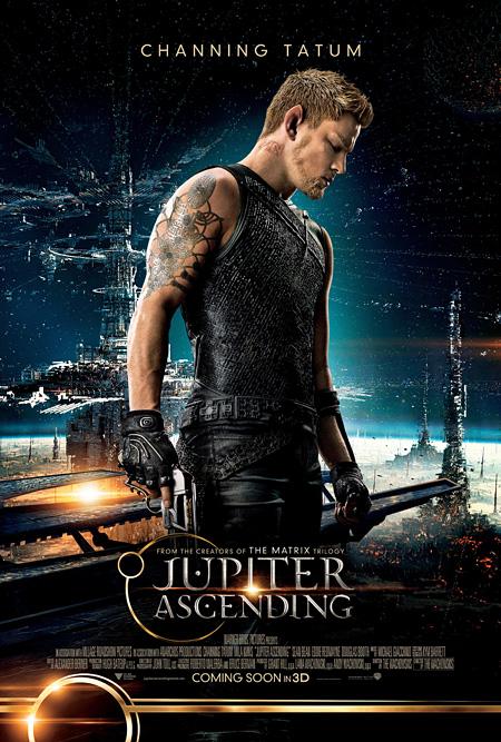 『ジュピター』 ©2014 WARNER BROS. ENTERTAINMENT INC. AND VILLAGE ROADSHOW FILMS(BVI)LIMITED. ALL RIGHTS RESERVED.