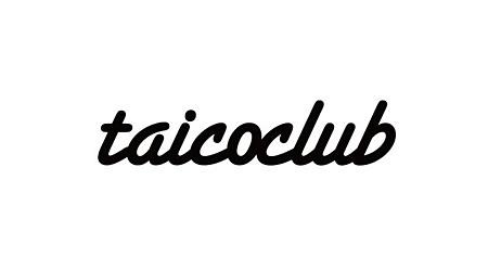 『TAICOCLUB'15』ロゴ