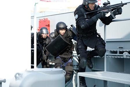 『S-最後の警官-THE MOVIE』 ©2015「S -最後の警官- THE MOVIE」製作委員会