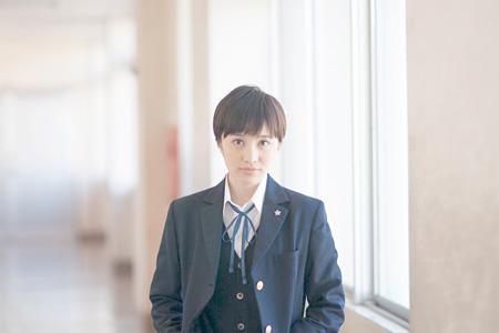 百田夏菜子(ももいろクローバーZ) 撮影:新津保建秀