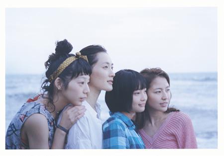 『海街diary』 ©2015 吉田秋生・小学館/フジテレビジョン 小学館 東宝 ギャガ