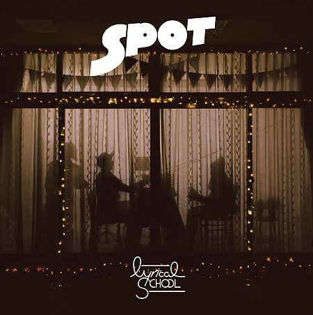 lyrical school『SPOT』ジャケット