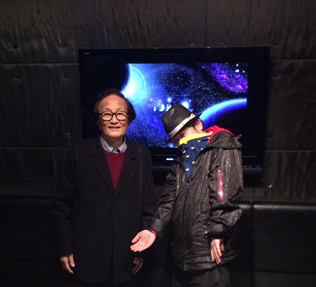 冨田勲と宇川直宏