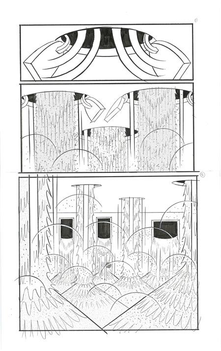 横山裕一描き下ろし作品 ©Yuichi Yokoyama