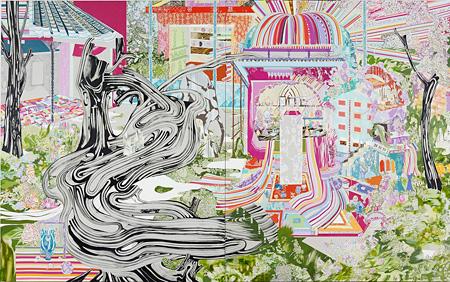 『VOCA展2015』VOCA奨励賞 水野里奈『みてもみきれない。』