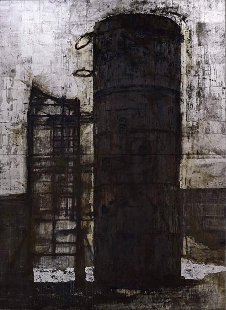 『VOCA展2015』佳作賞 松岡学『光の塔』