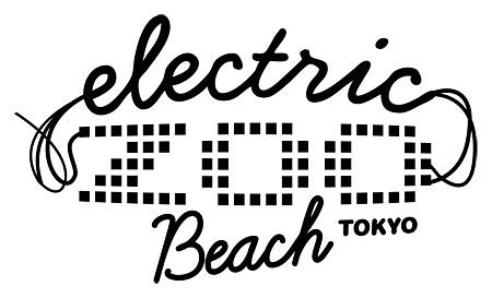 『Electric Zoo Beach Tokyo』ロゴ