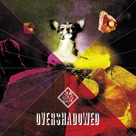 jealousguy『OVERSHADOWED』ジャケット