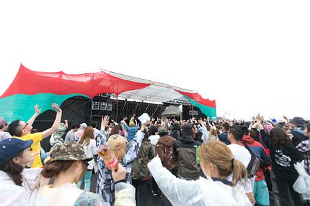 『舞音楽祭 2014』会場風景