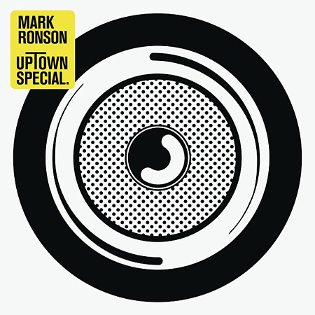 Mark Ronson『Uptown Special』ジャケット