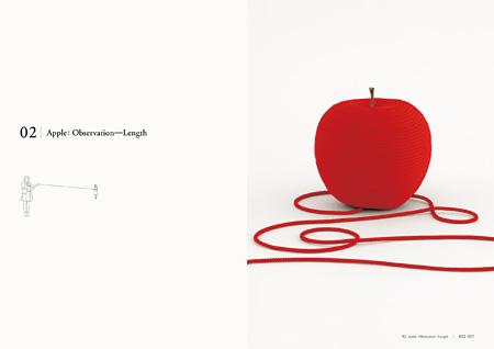 三木健『Apple』より(Lars Muller Publishers)